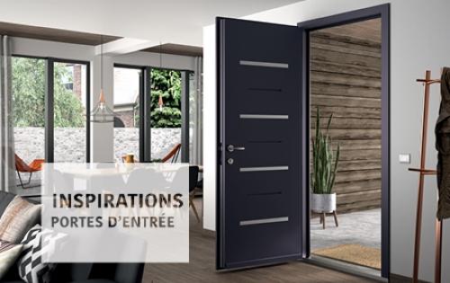 Une nouvelle Collection de portes d'entrée monobloc pour nos 45 ans !